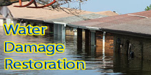 flood damage repair